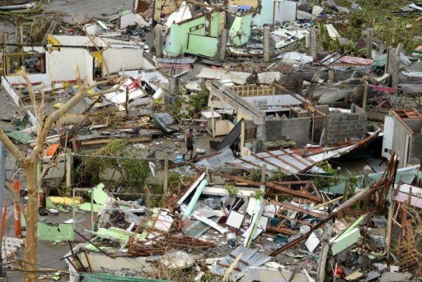 FOTO: Keganasan Topan Haiyan