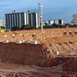 Stadion Amazonia, Salah satu stadion untuk Piala Dunia yang terletak di hutan Amazon   Foto: liputan6