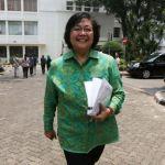 Menteri Lingkungan Hidup dan Kehutanan, SIti Nurbaya Bakar | Foto: metrotvnews.com