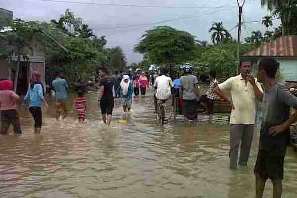 Bencana Banjir Landa Aceh