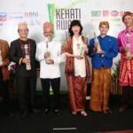 Pahlawan lingkungan Indonesia penerima KEHATI Award VIII | Foto: Ist