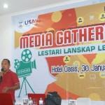 Media Gathering   Foto: Chairul Sya'ban WOL