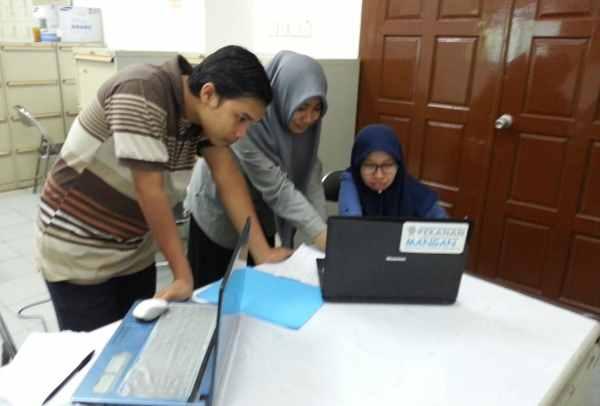 Tim Peneliti mahasiswa Teknik Kimia Unsyiah | Foto: Ist